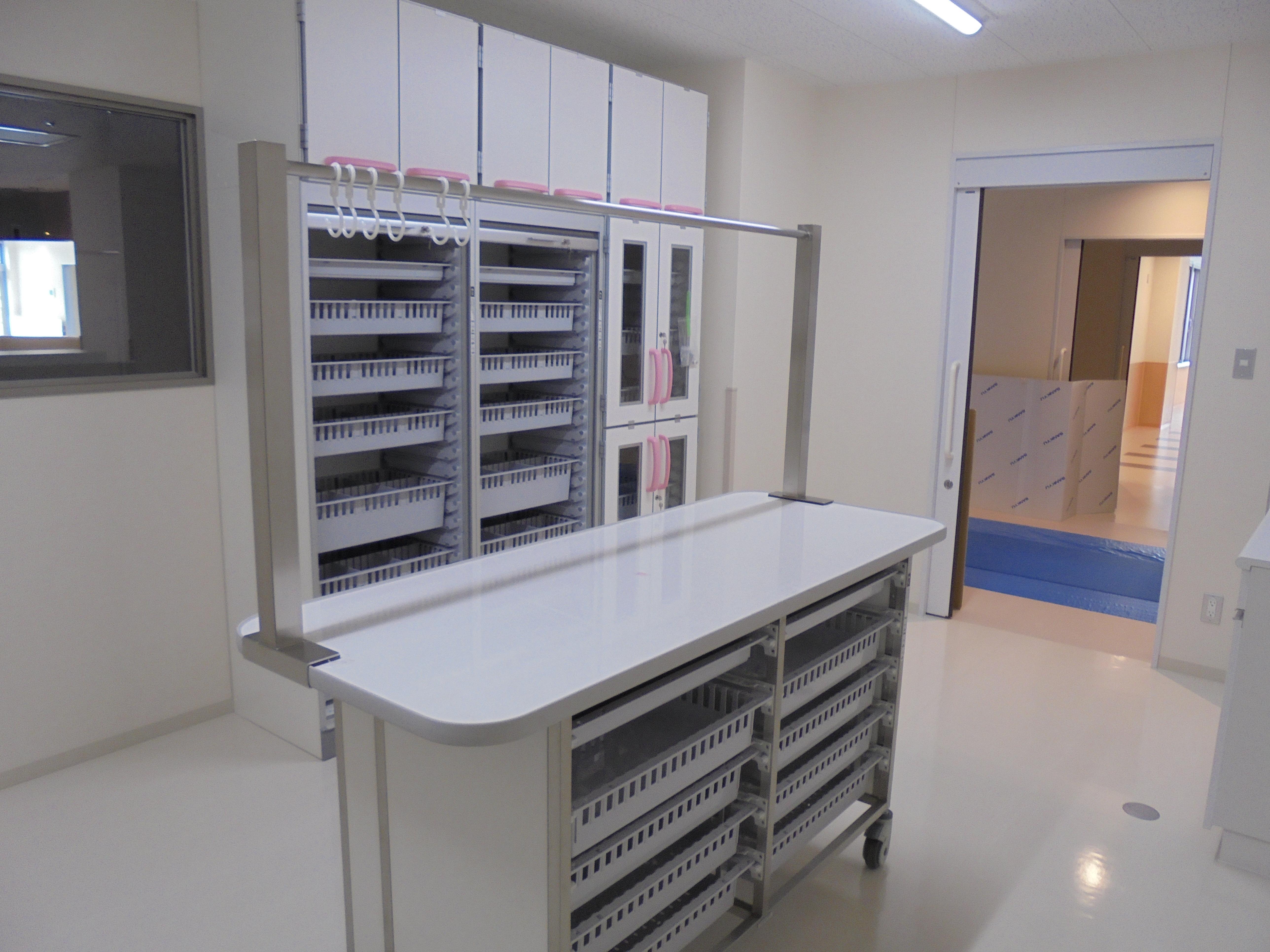 調剤室10